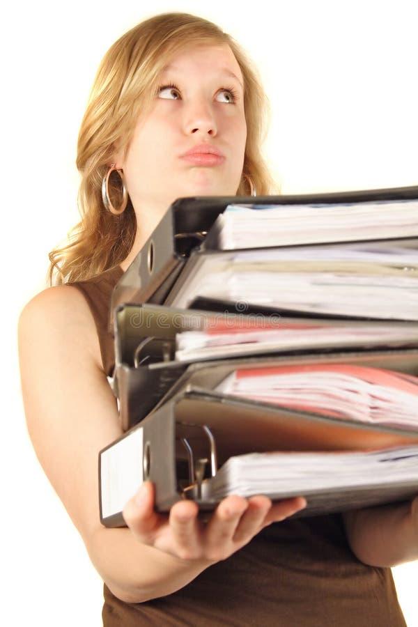 Hochschuldruck lizenzfreies stockbild