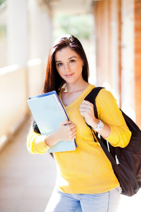 Hochschulstudent lizenzfreie stockfotos