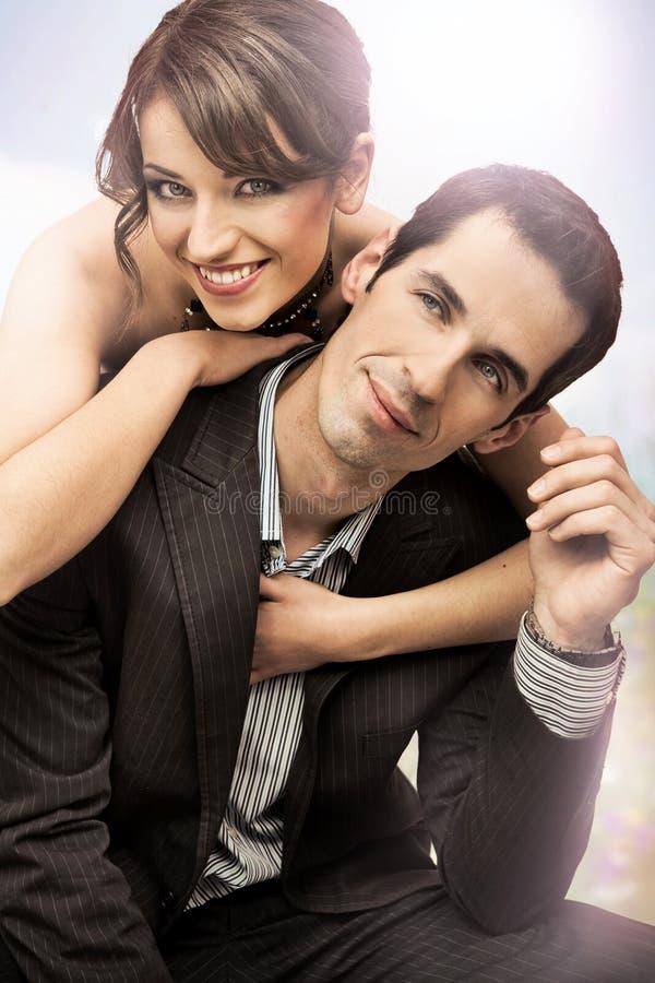 Download Hochzeit stockbild. Bild von glücklich, umfassen, glück - 9076711