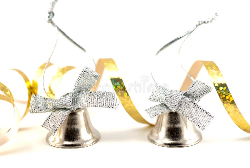 Hochzeit Bell lizenzfreie stockbilder