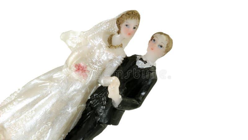 Hochzeit Bell stockfoto