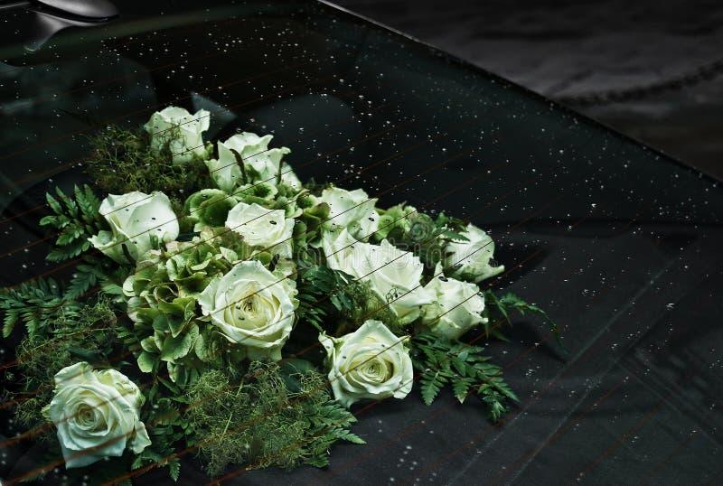Hochzeit biuquet stockbilder