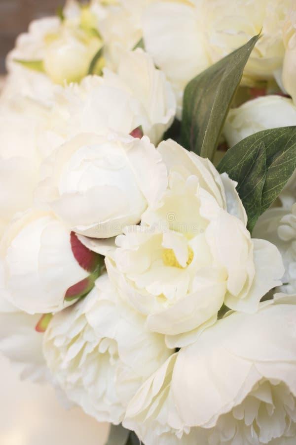 Hochzeit blüht Brautblumenstrauß stockfotografie