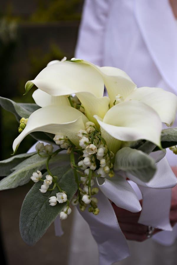 Hochzeit boquet stockfotos