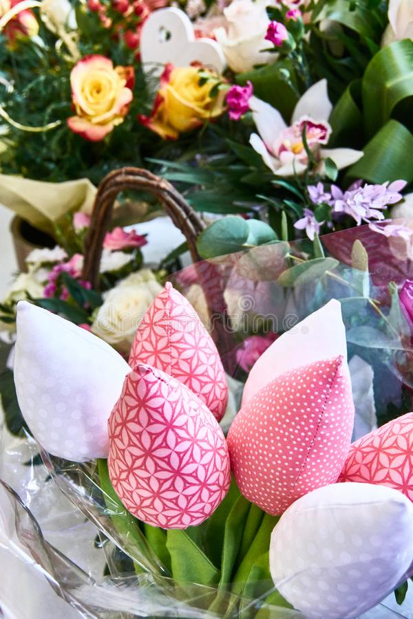 Hochzeit bouquete lizenzfreies stockfoto