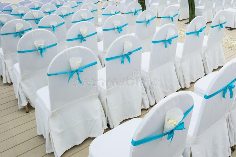 Hochzeit gegr?ndet auf dem Strand lizenzfreie stockbilder