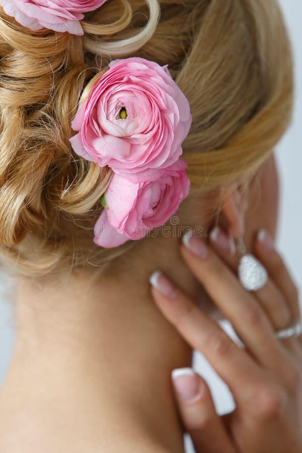 hochzeit Schöne Braut stockbilder
