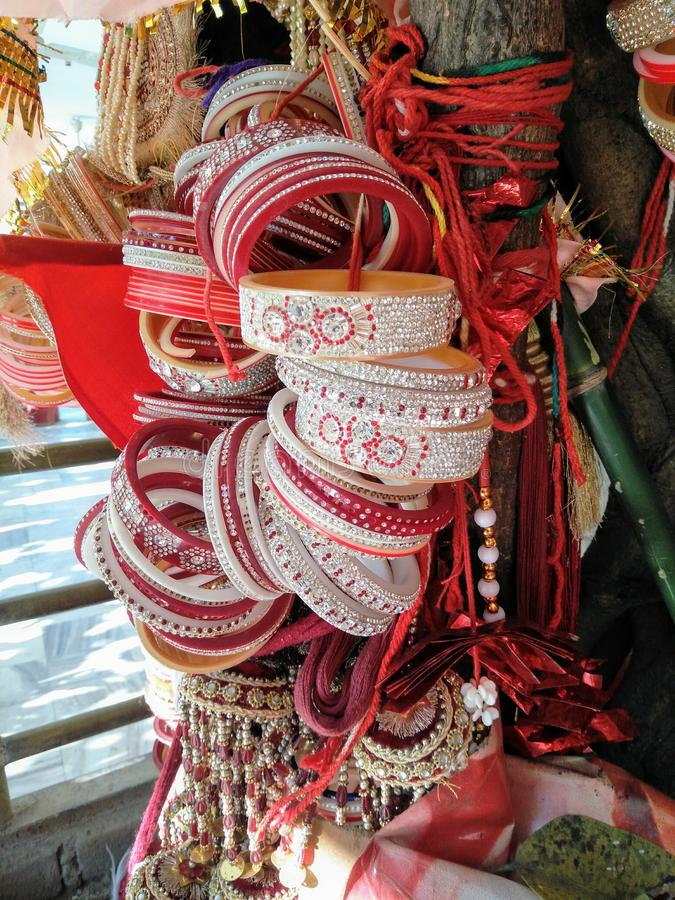 Hochzeits-Armbänder lizenzfreie stockbilder