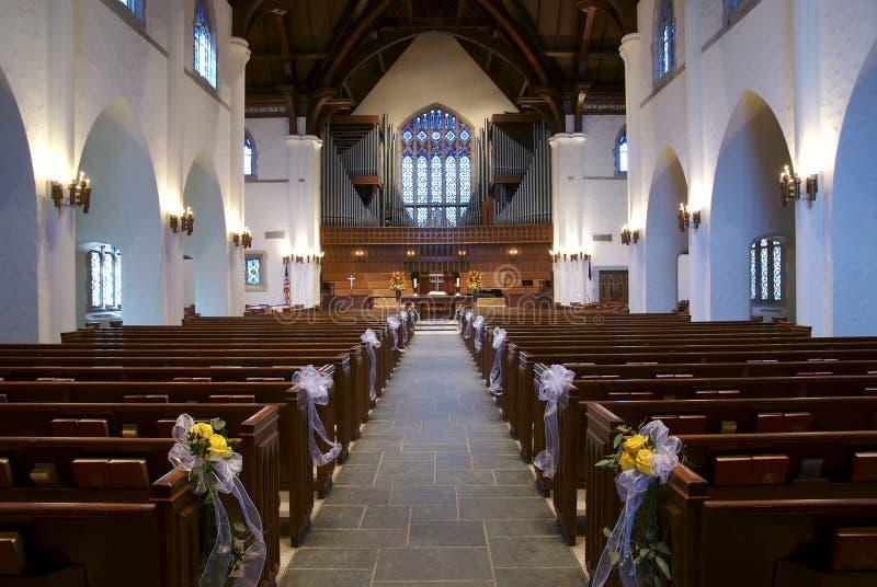 Hochzeits-Kapelle lizenzfreie stockbilder