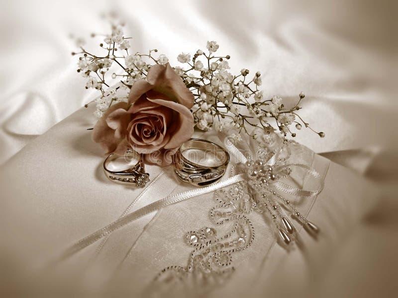 Hochzeits-Tradition lizenzfreie stockbilder