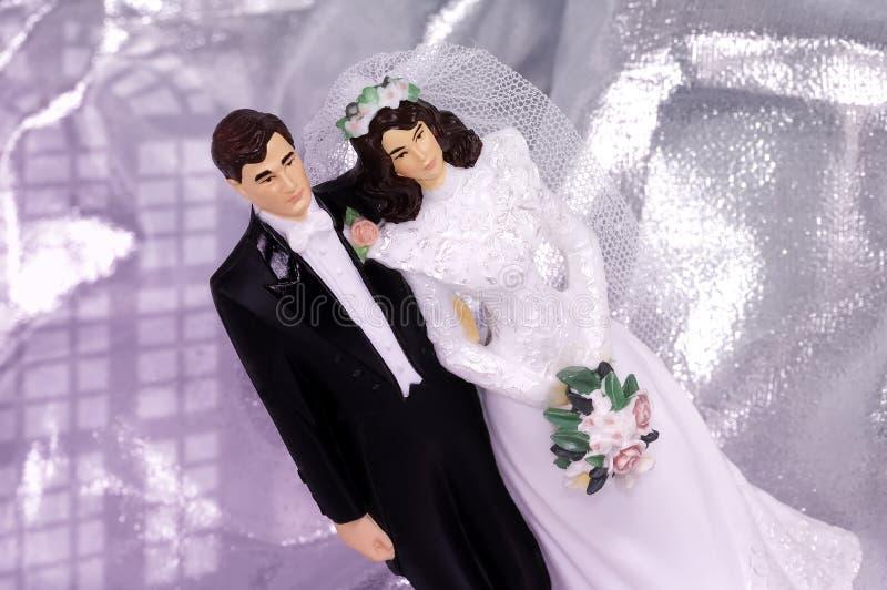 Hochzeits-Verzierung lizenzfreies stockbild