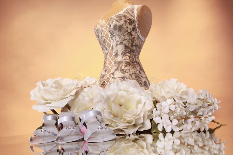 Hochzeitsart und weise lizenzfreie stockbilder