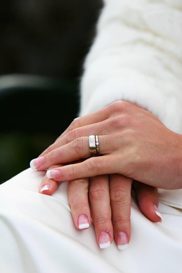 Hochzeitsband stockbilder