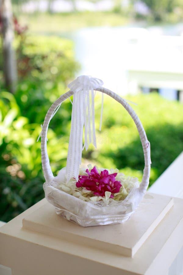 Hochzeitsblumen. stockfoto