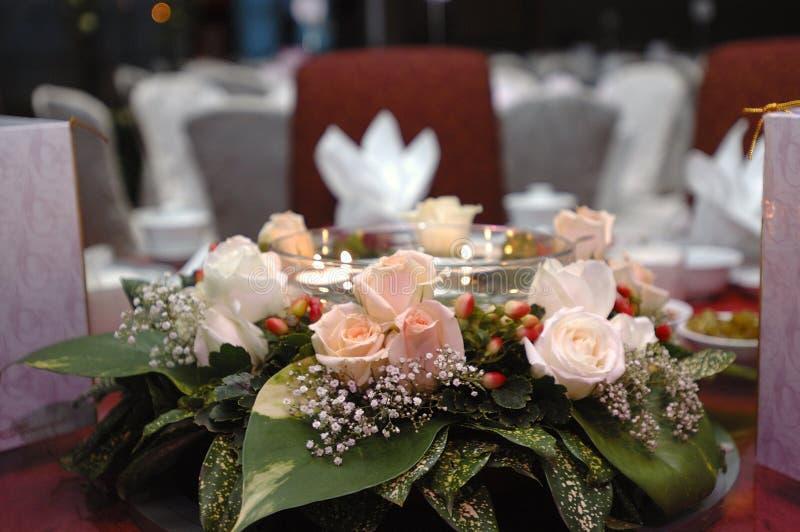 Hochzeitsblumen stockfotos