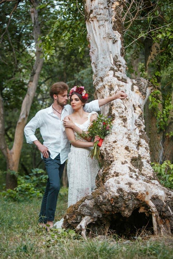 Download Hochzeitsdekoration Im Garten Stockbild - Bild von elegant, schönheit: 96929521