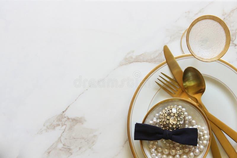 Hochzeitsfestwesensmerkmale lizenzfreies stockbild
