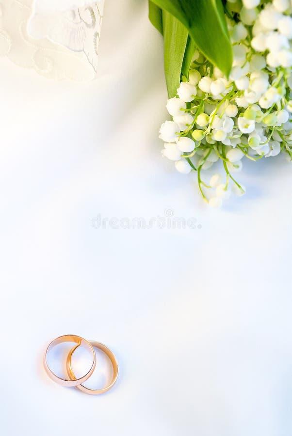 Hochzeitshintergrund stockfoto