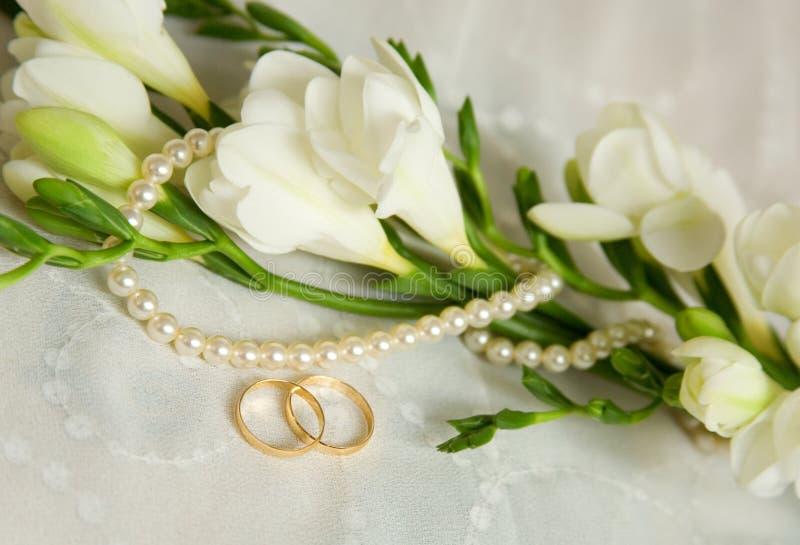 Hochzeitskarte lizenzfreies stockfoto