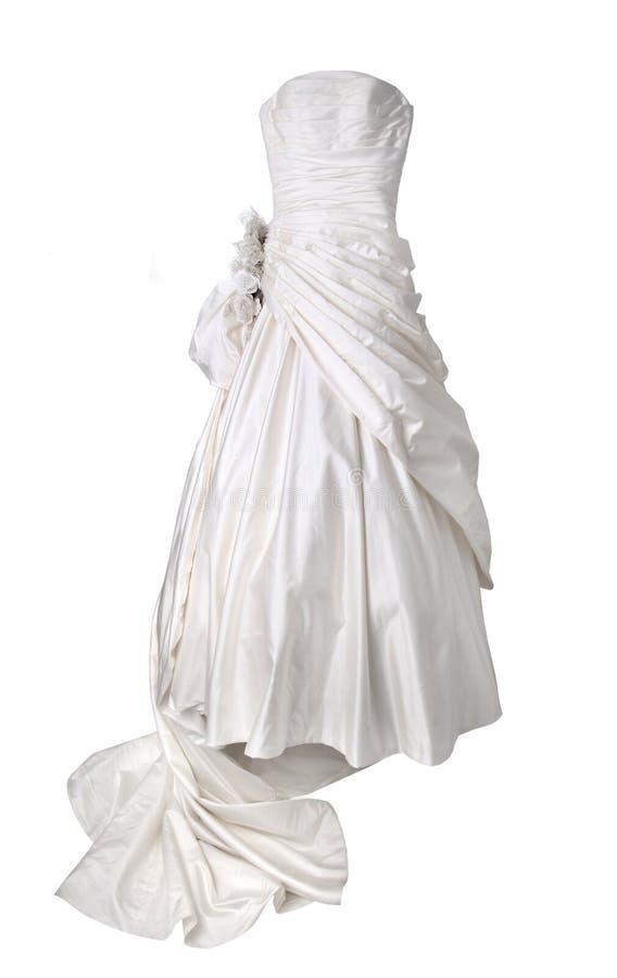 Download Hochzeitskleid stockfoto. Bild von verbunden, menschlich - 13184870