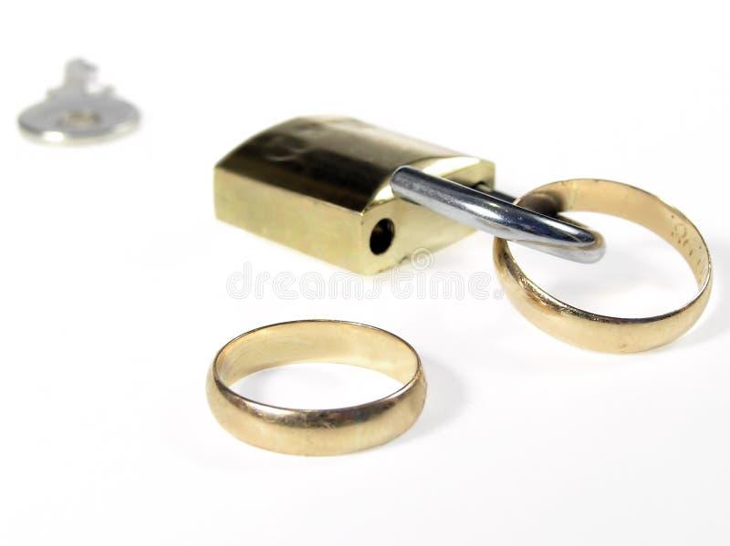 Download Hochzeitsringauffassung stockbild. Bild von ring, metall - 863599
