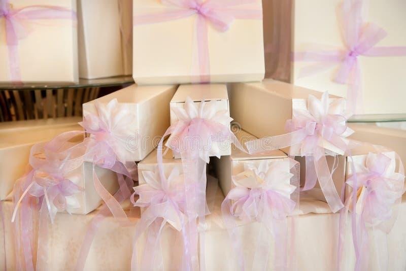 Hochzeitssüßigkeit lizenzfreie stockfotos