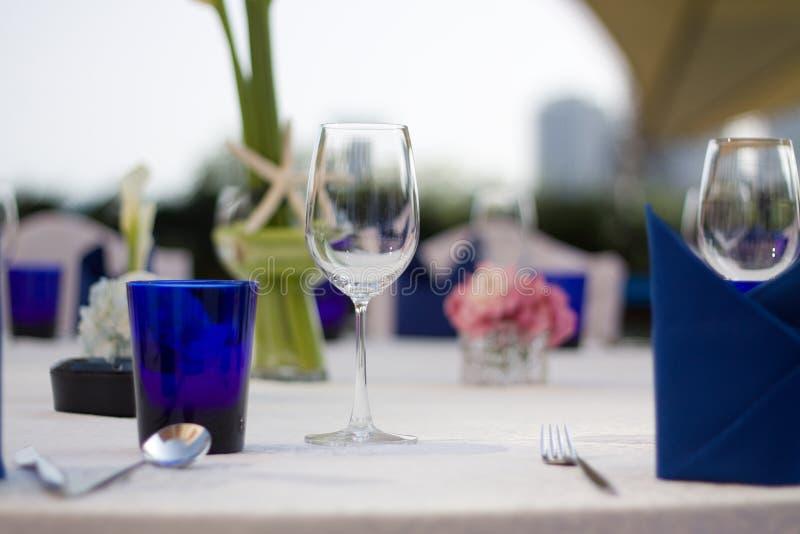 Hochzeitssite-Plan lizenzfreie stockbilder