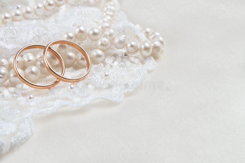 Hochzeitsspitze stockfotografie