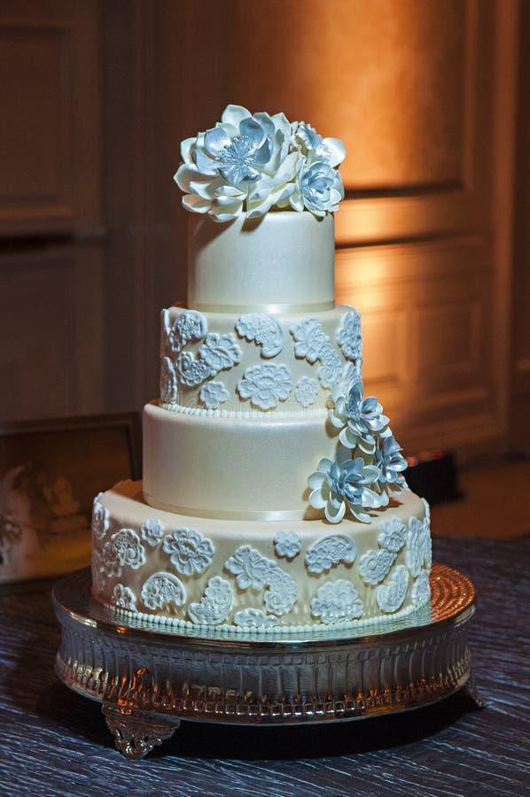 Hochzeitstorte 8 stockfoto