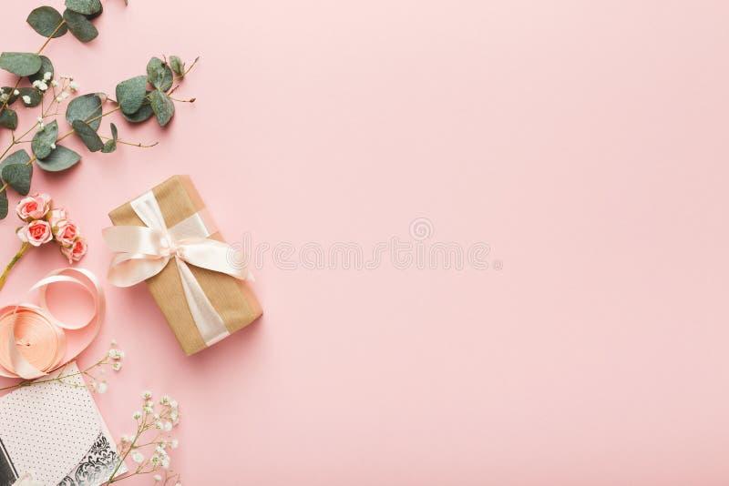 Hochzeitsvorbereitungshintergrund lizenzfreie stockfotografie