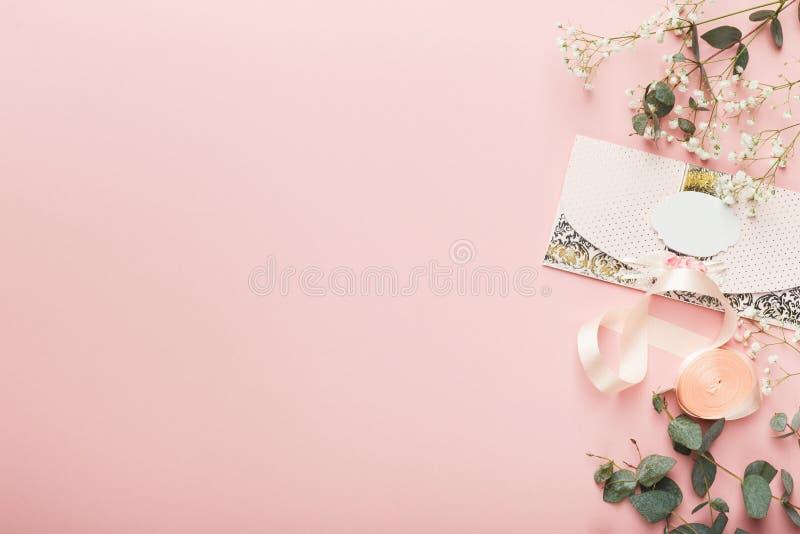 Hochzeitsvorbereitungshintergrund lizenzfreie stockbilder