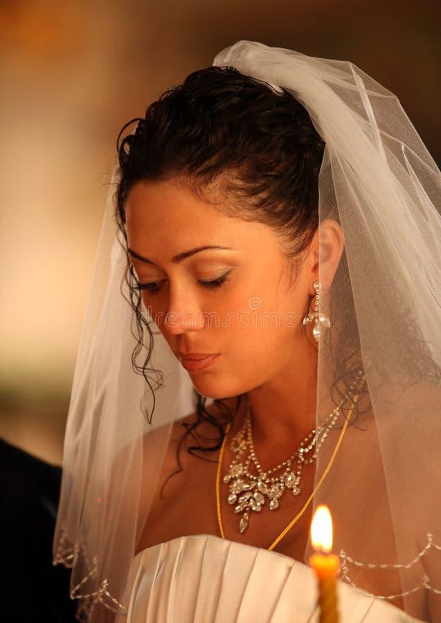 Hochzeitszeremonie stockfoto