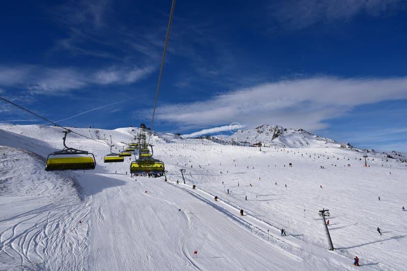 Hochzillertal, Αυστρία στοκ εικόνες