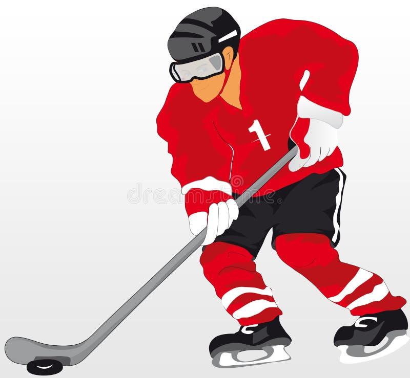 Free Hockey Royalty Free Stock Photography - 17158797