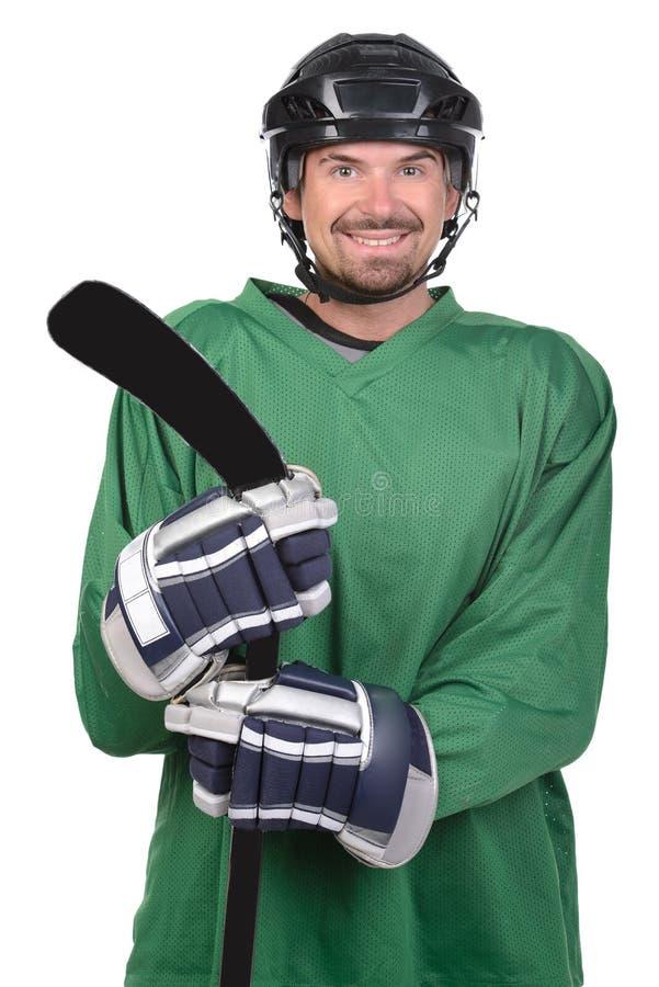 hockey foto de archivo libre de regalías