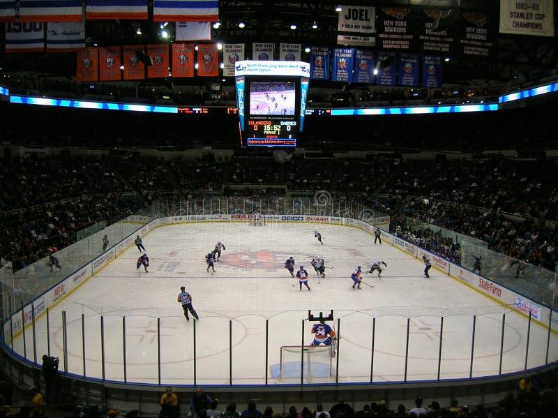 hockey arkivbild