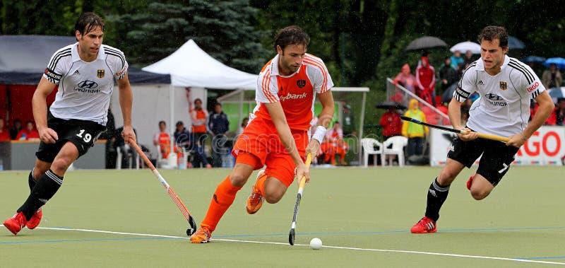 Hockey Ergo Masters Editorial Photography