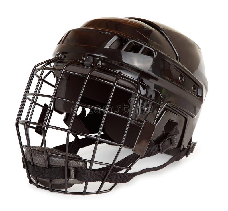 Hockey Helmet royalty free stock photo