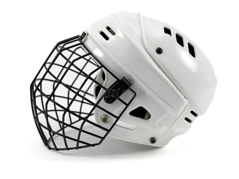 Hockey Helmet stock images