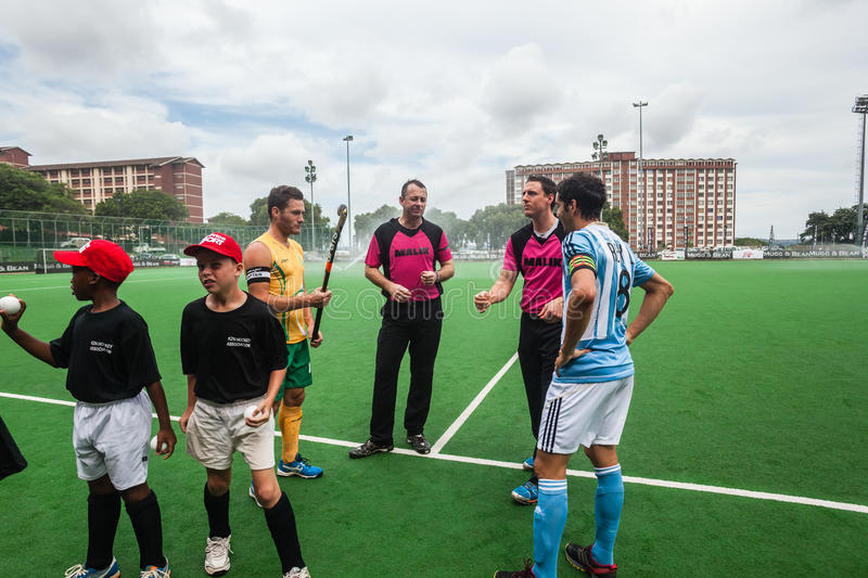 Download Hockey International Argentina V South-Africa Editorial Stock Image - Image: 36974564