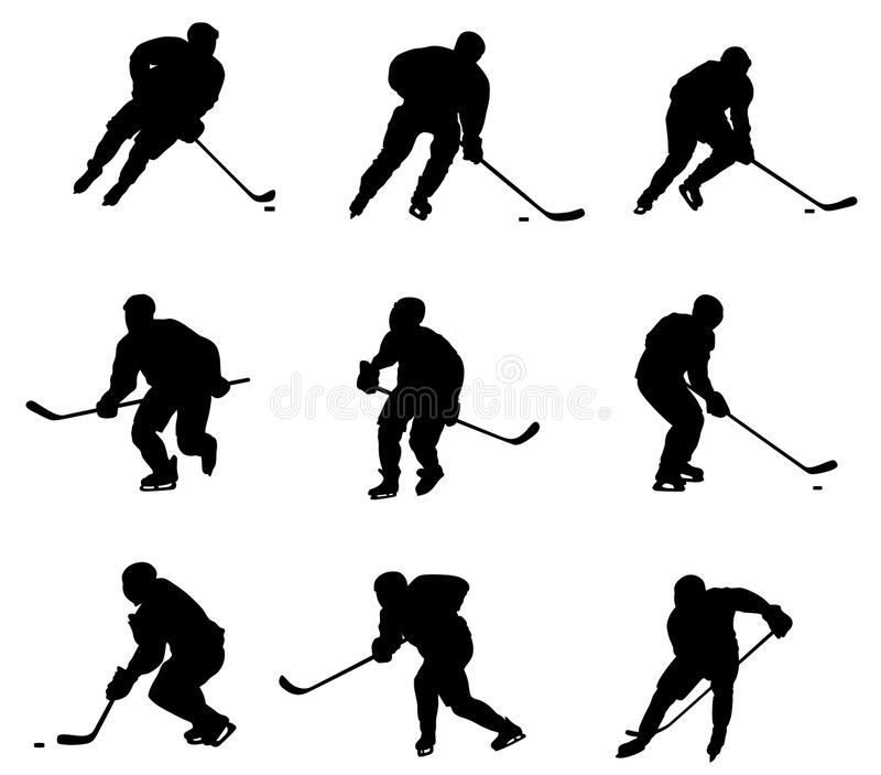 Download Hockey Player Royalty Free Stock Photo - Image: 18789575