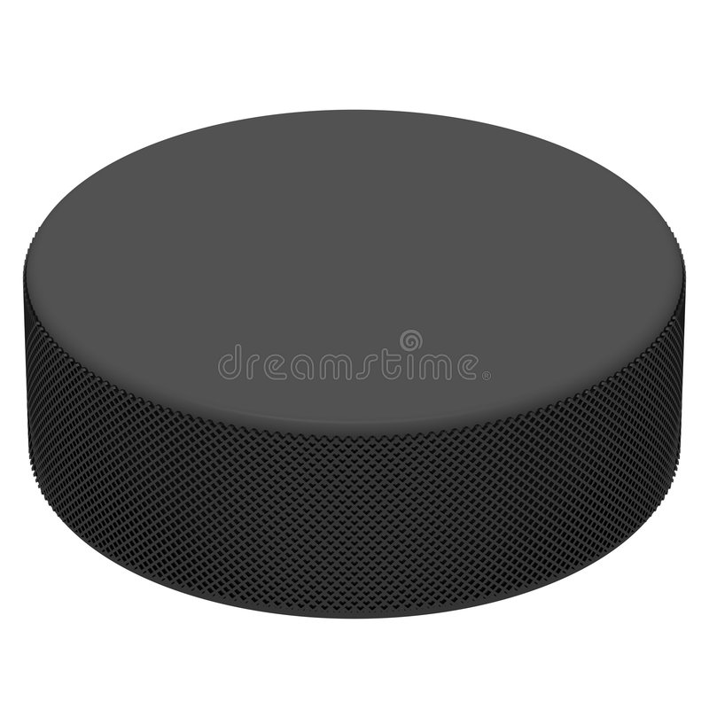Free Hockey Puck Royalty Free Stock Images - 4525929