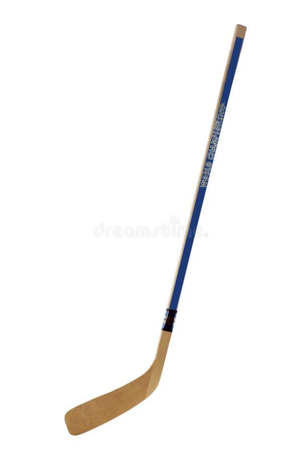hockeyisstick royaltyfri foto