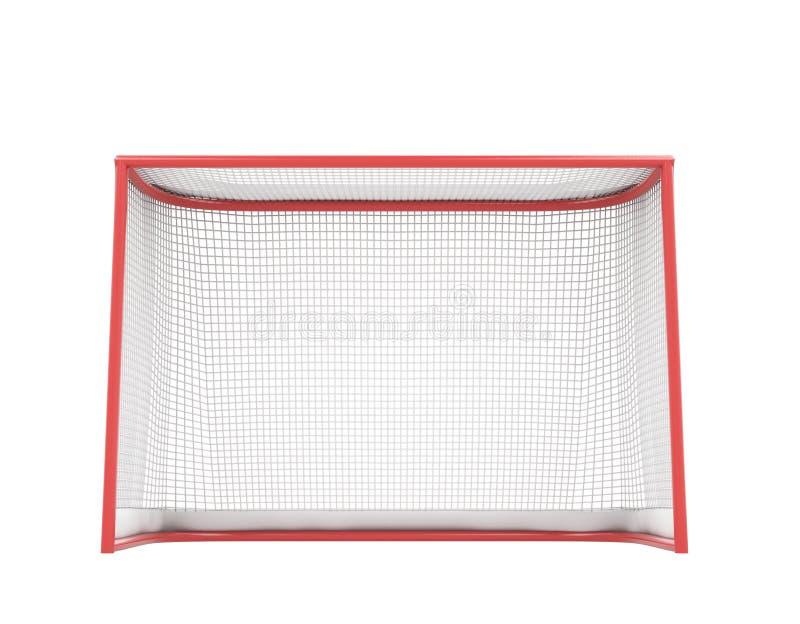 Hockeyportar royaltyfri illustrationer