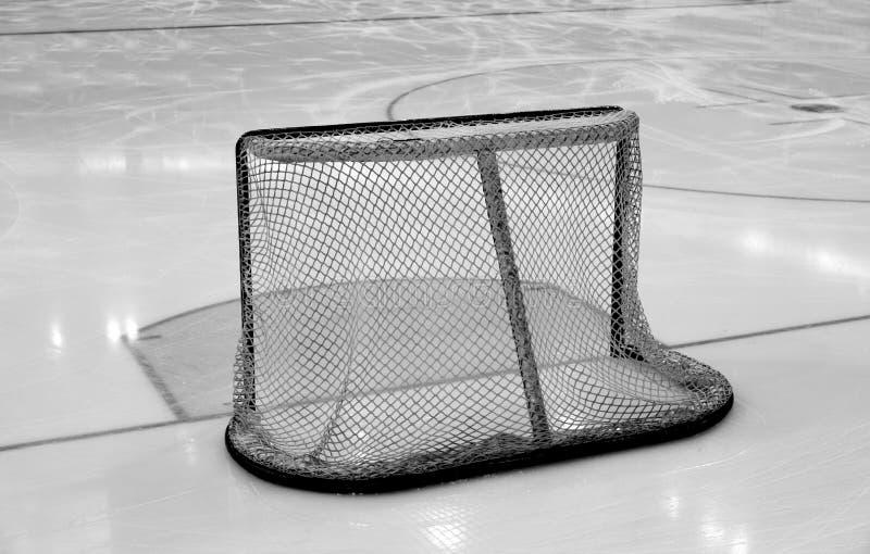 Hockeyziele, lizenzfreies stockfoto