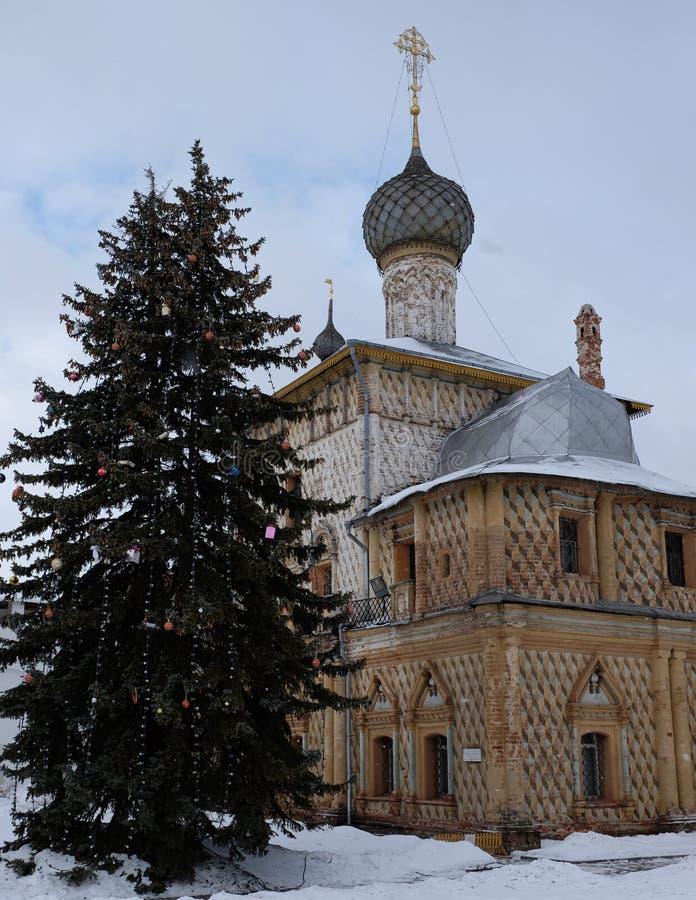 Hodegetria en Rostov imágenes de archivo libres de regalías