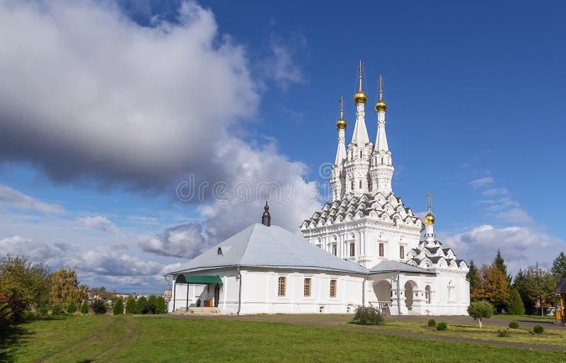 Hodegetria-Kirche, Vyazma stockfoto