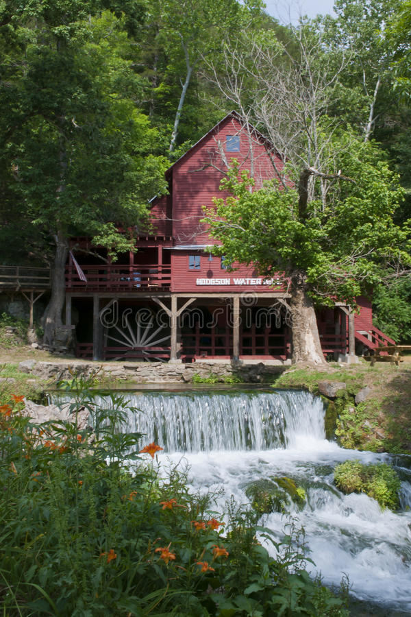 Hodgson water mill royalty free stock images