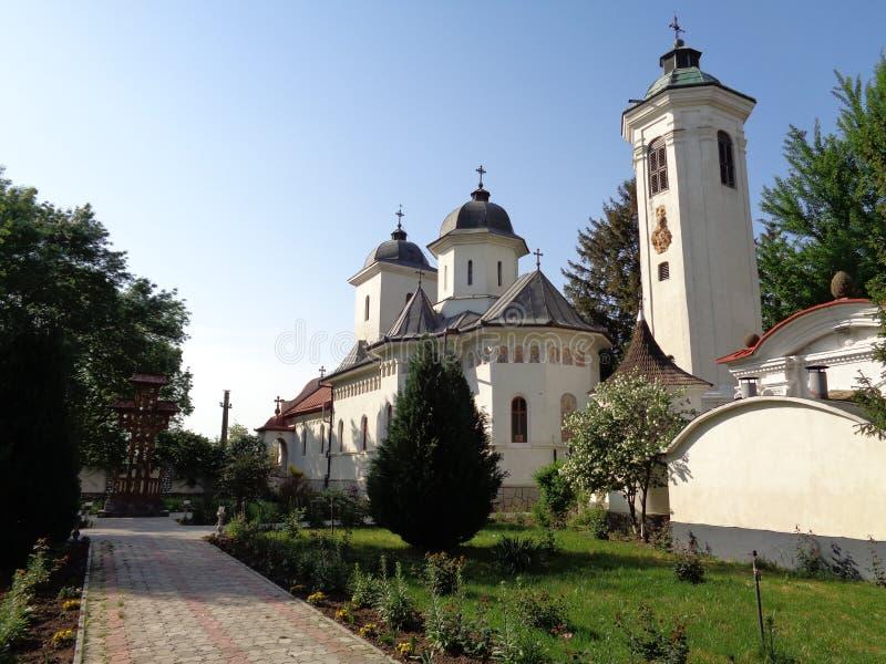 Hodos-Bodrog kloster arkivfoto