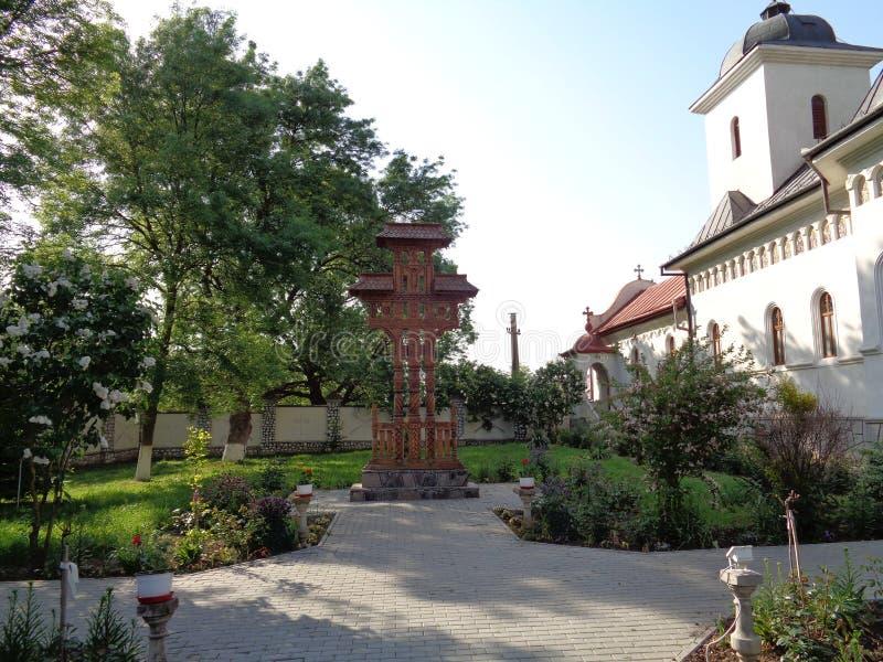 Hodos-Bodrog kloster arkivfoton